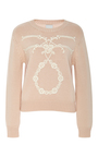 Wool Isabella Hand Embroidered Sweater by KARLA ŠPETIC Now Available on Moda Operandi