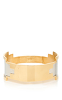 Kavanagh Gold Choker by MONICA SORDO Now Available on Moda Operandi