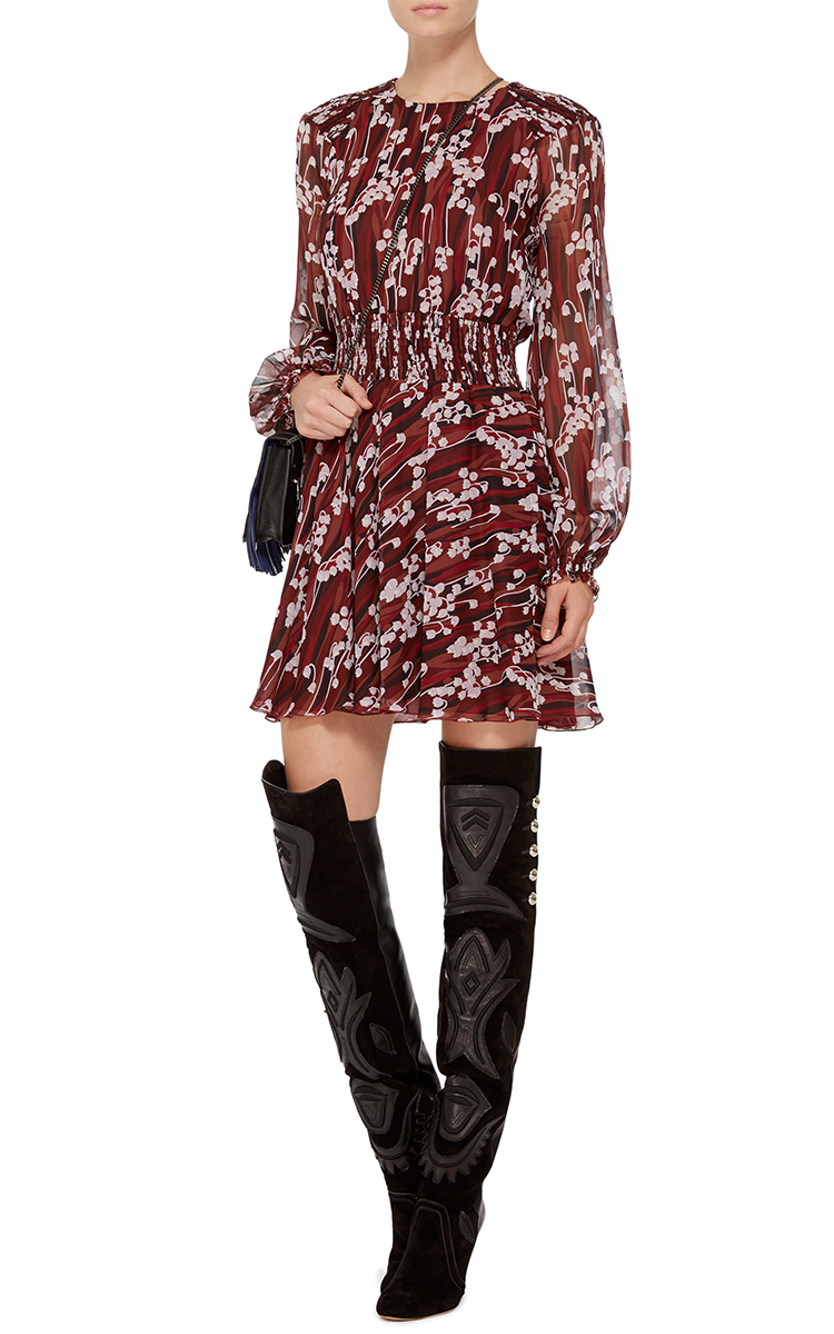 clearance discount cost cheap price Isabel Marant Suede Becky Over-The-Knee Boots cheap sale amazon buy cheap extremely VpgOZ