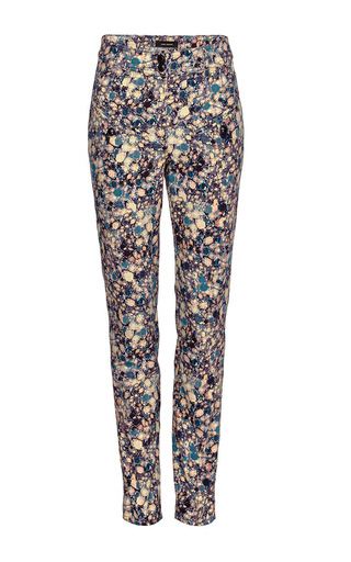 High Waisted Nella Printed Jeans by ISABEL MARANT Now Available on Moda Operandi