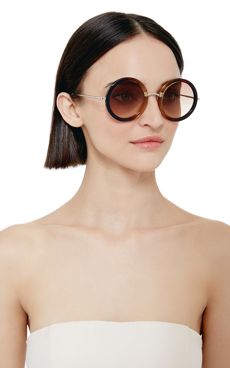 c3940bd194 Linda FarrowJohn Lennon Inspired Sunglasses X The Row. CLOSE. Loading