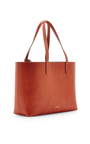 Vegetable Tanned Small Tote In Brandy With Avion by MANSUR GAVRIEL Now Available on Moda Operandi