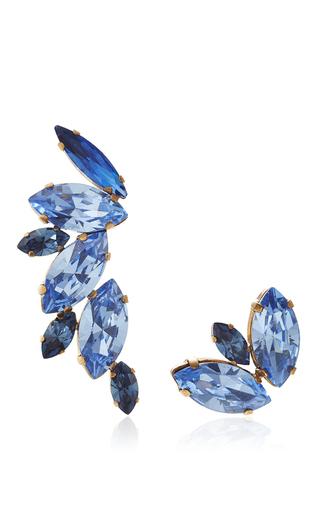 Medium olya shikhova blue blue taiga clips ear cuffs