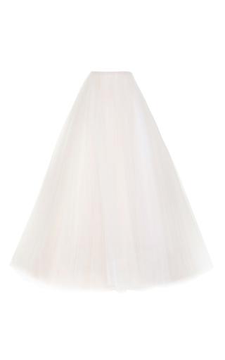 Medium costarellos white tulle ball skirt