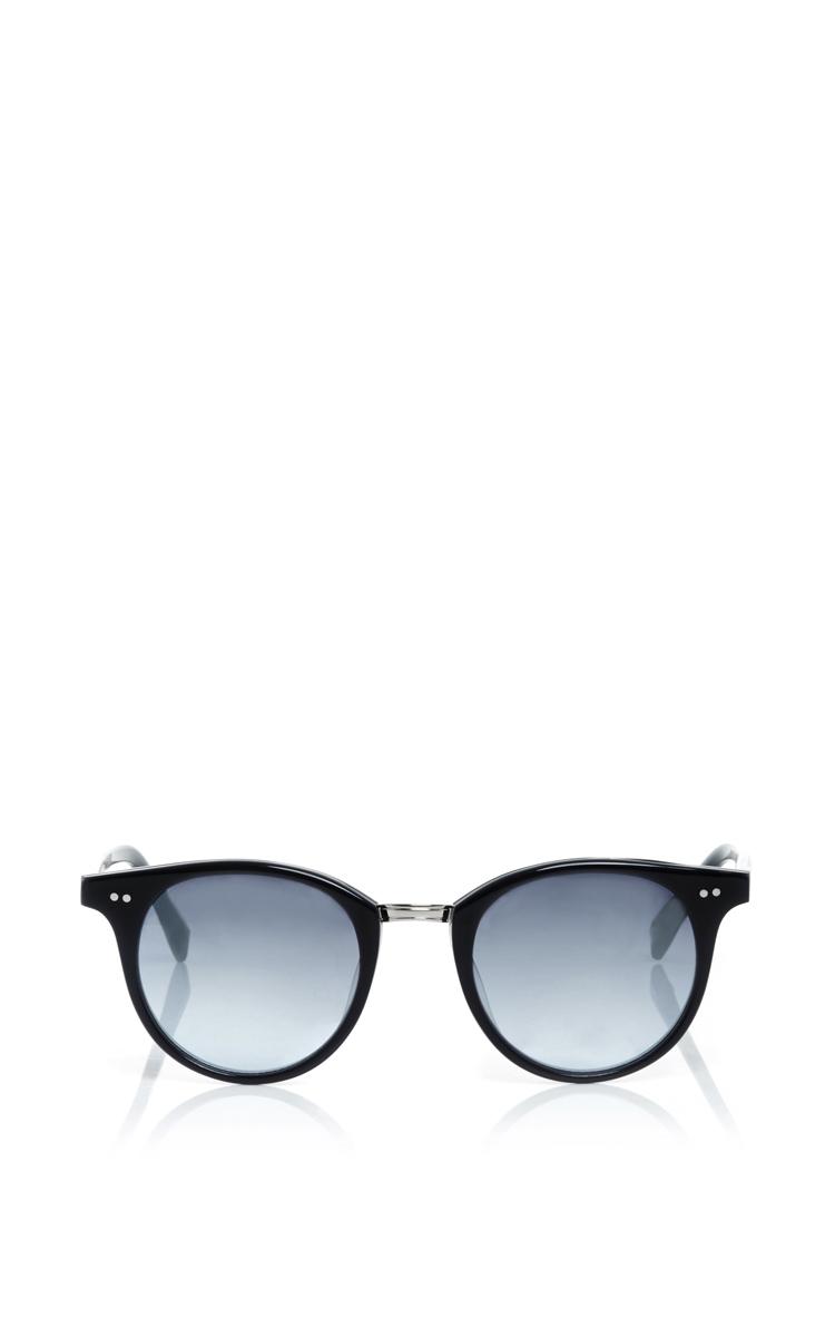 printed frame sunglasses - Black Garrett Leight EAtbBP