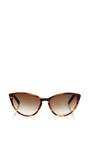Lucille Tortoiseshell Sunglasses  by GARRETT LEIGHT Now Available on Moda Operandi