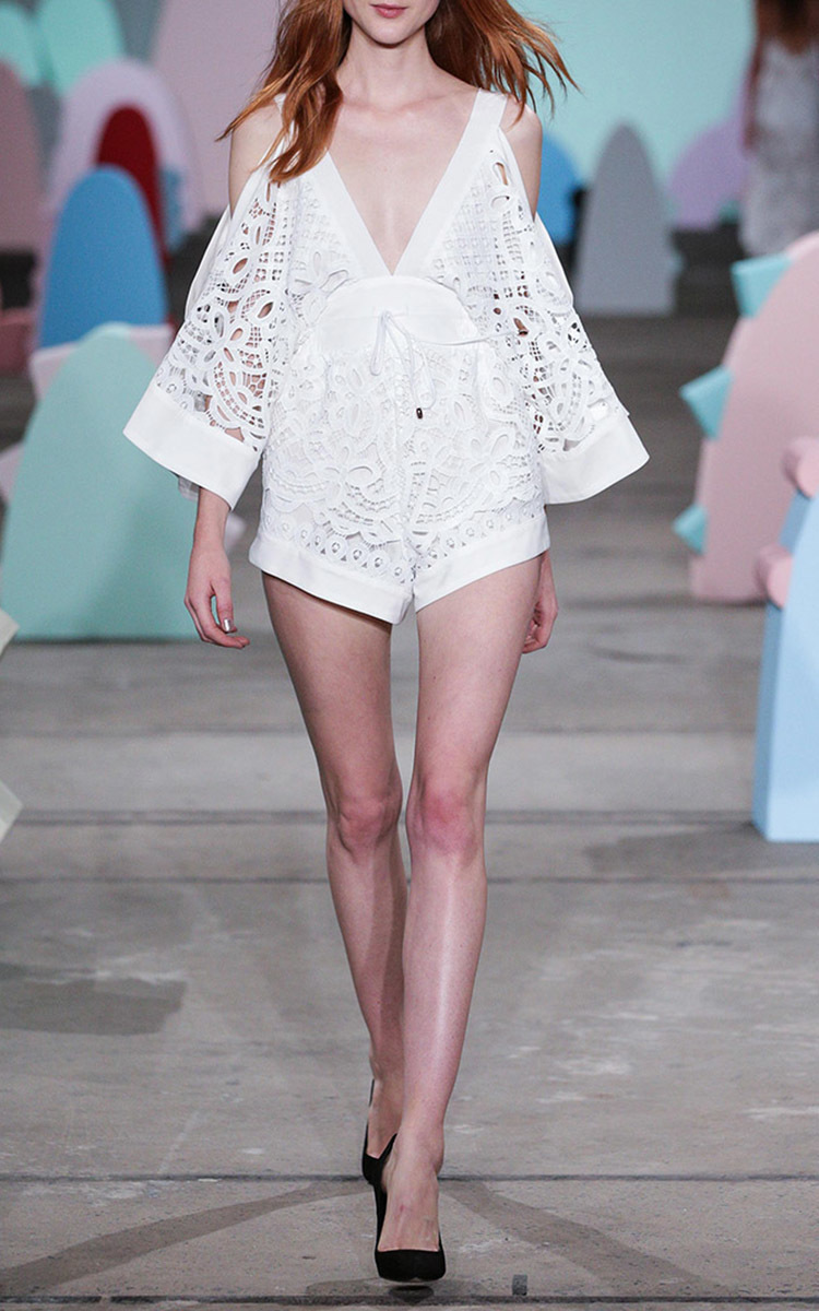 bb31daae25 Alice McCallKeep Me There Playsuit. CLOSE. Loading
