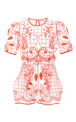 c21109106d Space Is Only Noise Playsuit by Alice McCall