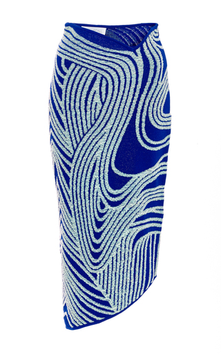 Medium alice mccall blue this must be it skirt