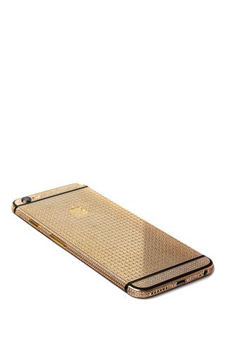 Medium gold genie gold 24k gold swarovski encrusted iphone 6
