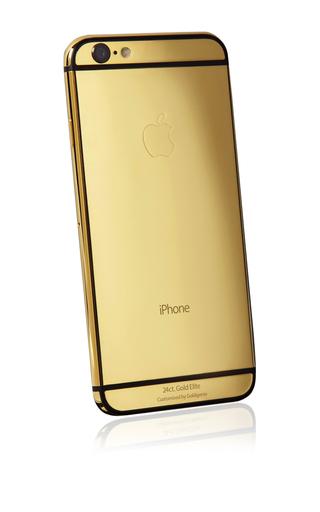 Medium gold genie gold 24k gold 64gb iphone 6 elite