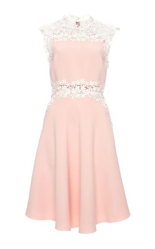 Sleeveless Double Crepe Cady Dress by GIAMBATTISTA VALLI Now Available on Moda Operandi