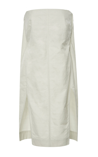 Strapless Bustier Tunic by RICK OWENS Now Available on Moda Operandi