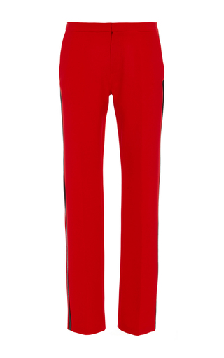 Medium clover canyon red red tuxedo pant