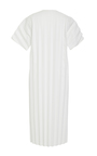 Pleated T Shirt Dress by ALEXANDER WANG Now Available on Moda Operandi