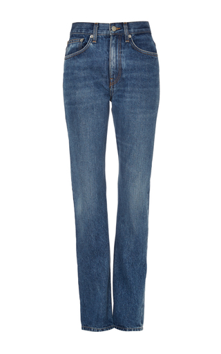 Medium brock dark wash dark vintage wright jean