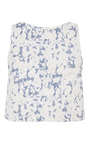 Cloud Print Bally Blouse by BROCK COLLECTION Now Available on Moda Operandi