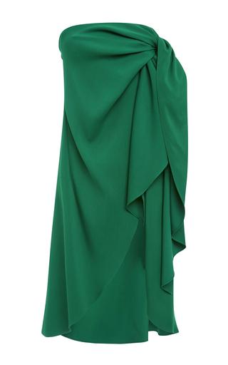 Medium rosie assoulin green sarong top
