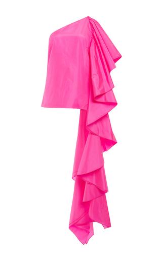 Medium rosie assoulin pink parachute taffeta sir hangs a lot top