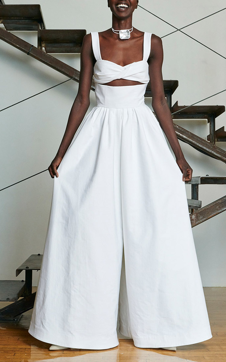 8dc211b733c Rosie AssoulinMorning After Cutout Jumpsuit. CLOSE. Loading. Loading.  Loading. Loading