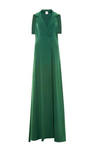 Medium rosie assoulin green kelley dress