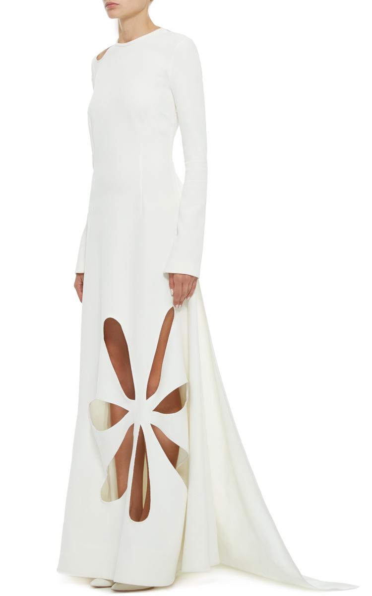 Matisse Cut Out Gown by Rosie Assoulin   Moda Operandi