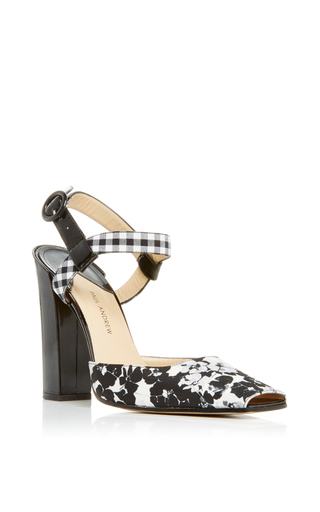 Datong Printed Sandals  by PAUL ANDREW Now Available on Moda Operandi