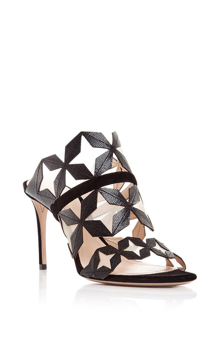 enjoy cheap price Nicholas Kirkwood Stella Laser Cut Sandals fashion Style sale online brand new unisex best place sale online k2oHnqzL3i