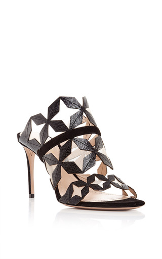 Stella Laser Cut Mules by NICHOLAS KIRKWOOD Now Available on Moda Operandi