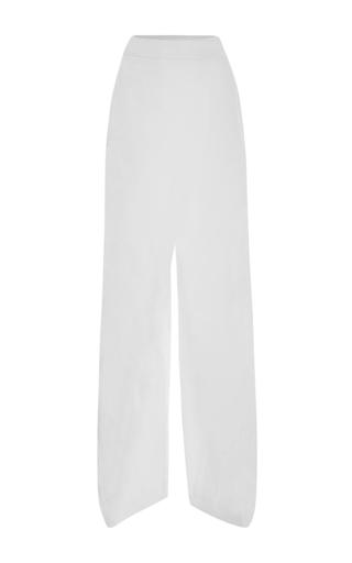 Medium antonio berardi white wide leg pant