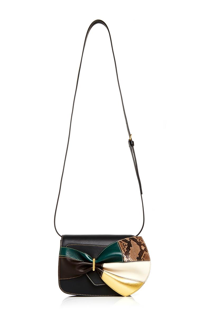 cfc320c2e999 MarniLeather Belt Bag with Multicolored Bow. CLOSE. Loading. Loading