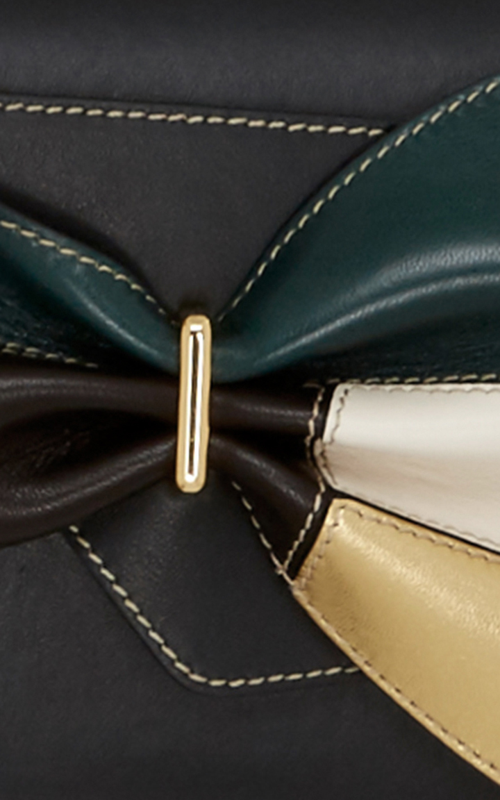 dae3b0786876 MarniLeather Belt Bag with Multicolored Bow. CLOSE. Loading. Loading.  Loading. Loading. Loading. Loading. Loading. Loading