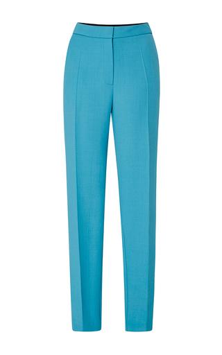 Medium roksanda ilincic turquoise turquoise tilling trousers