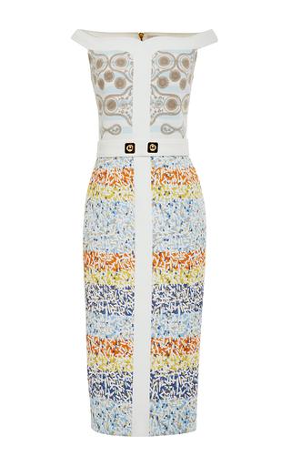 Medium peter pilotto multi kara dress