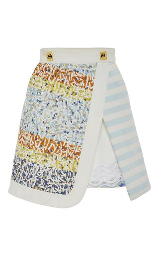 Medium peter pilotto stripe danis skirt