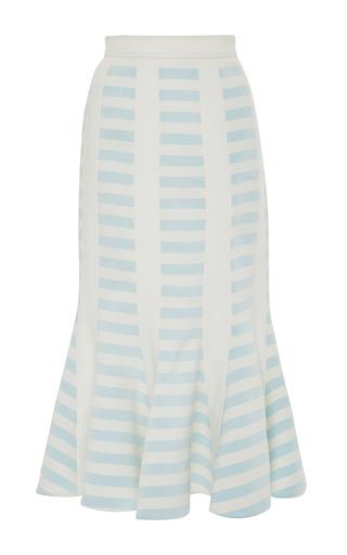 Striped Ismene Skirt by PETER PILOTTO Now Available on Moda Operandi