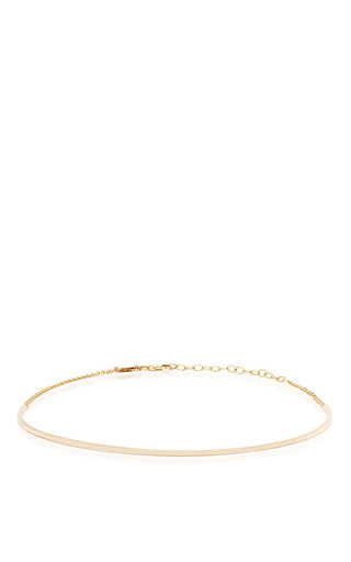 Medium azlee gold electric choker  2