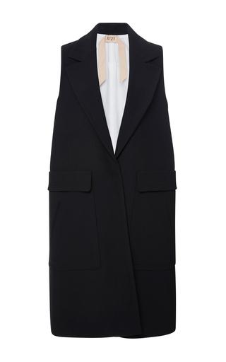 Medium no 21 black celia coat