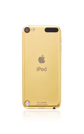Medium gold genie gold 24k gold 64g ipod touch