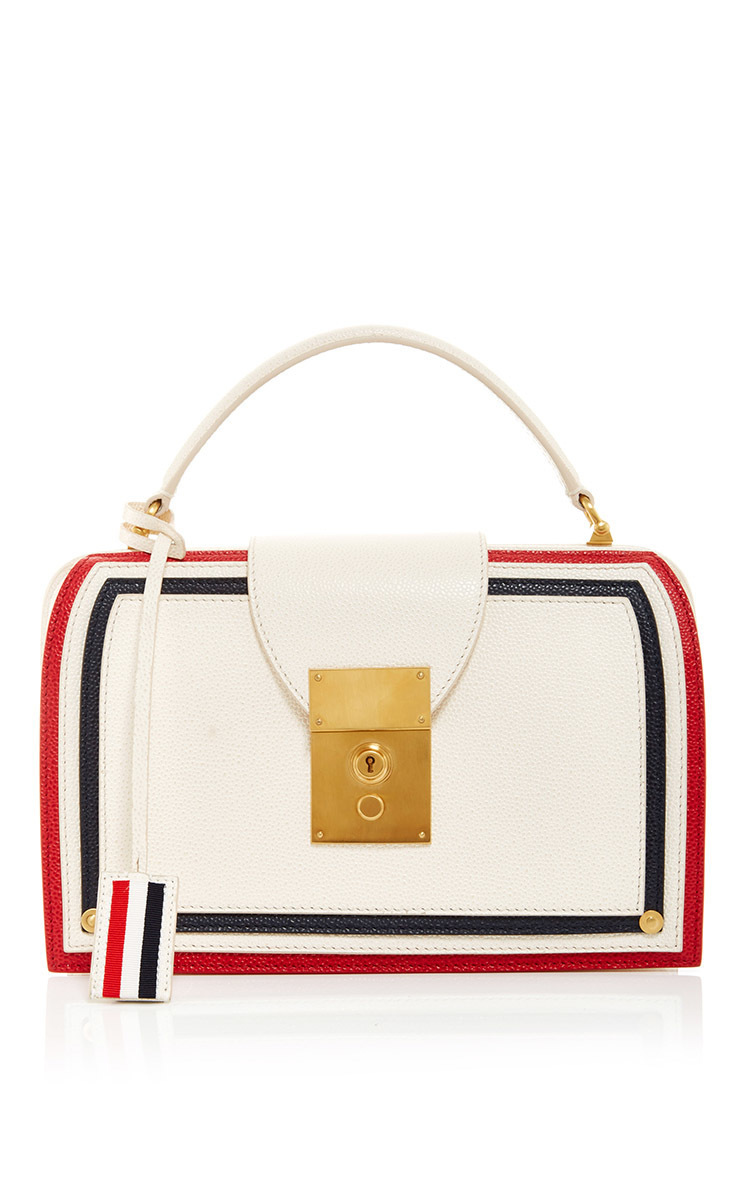 7b3336e274d0 Mrs. Thom Pocketbook With Cricket Seam by Thom Browne