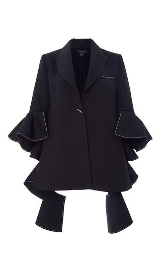 Medium ellery black oxford weave majesty jacket