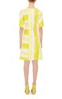 Short Kimono Sleeve A Line Dress by CAROLINA HERRERA Now Available on Moda Operandi