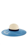 Head In The Clouds Floppy Brimmed Hat by EUGENIA KIM Now Available on Moda Operandi