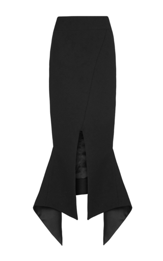 Medium maticevski black predator skirt
