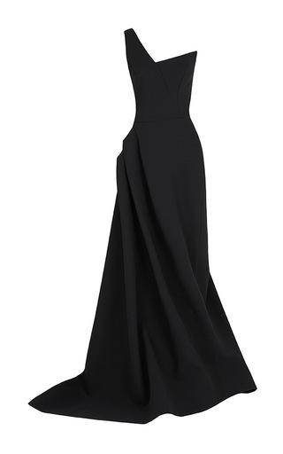 Medium maticevski black labyrinth gown