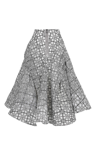 Entwine Skirt by MATICEVSKI for Preorder on Moda Operandi