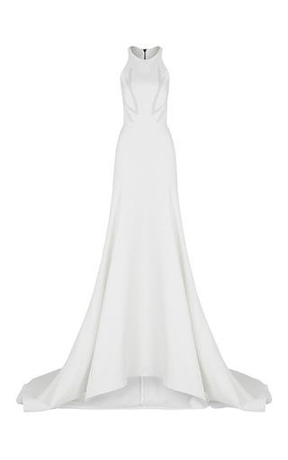 Medium maticevski white alliance gown