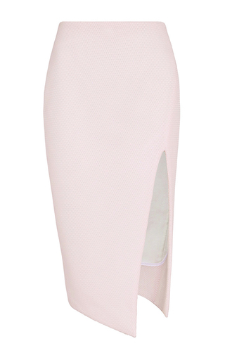Medium maticevski light pink light pink personify skirt