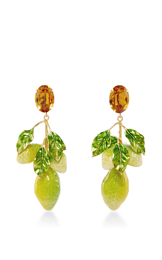 dolce d coral and jewellery six gold collection jewelry collections gabbana g earrings