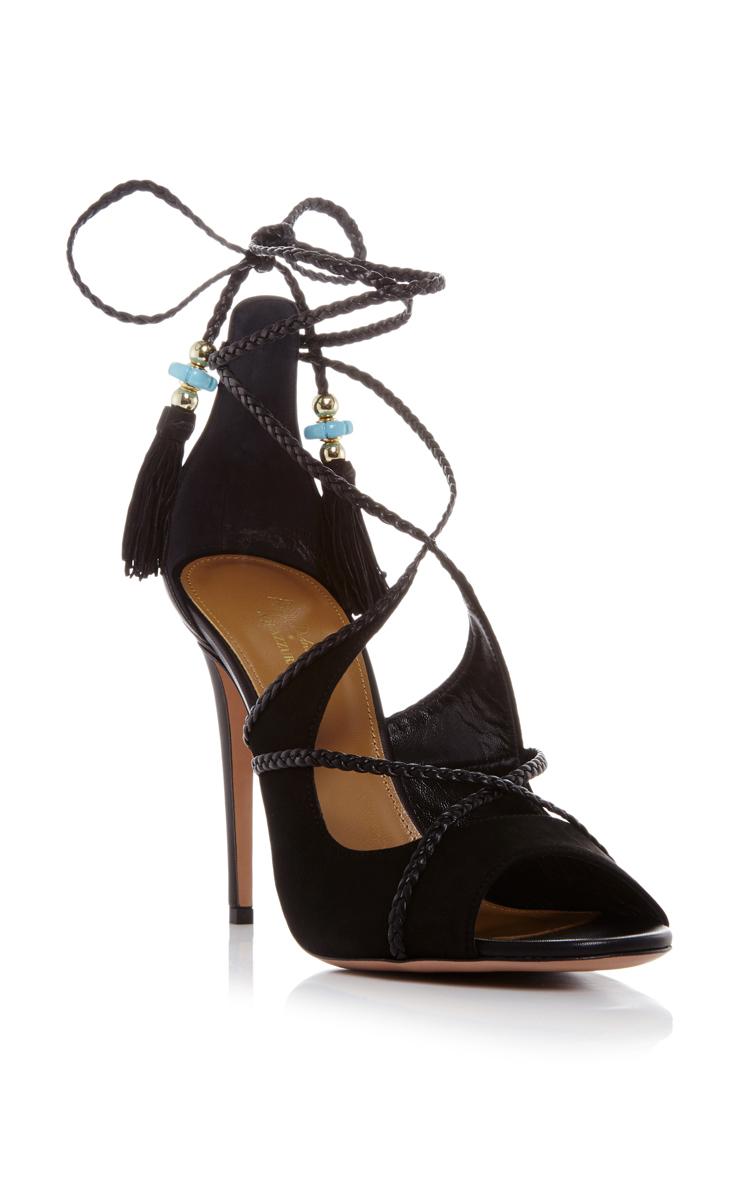 Black poppy sandals - Black Poppy Sandals 15